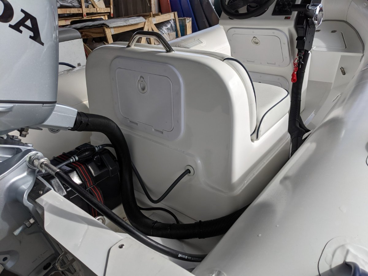 New Mercury Oceanrunner 420 RIB