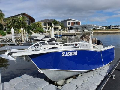 Sabrecraft Marine CC6400 Plate Ally Offshore