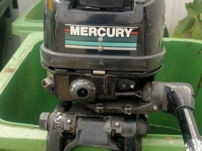 15hp mercury 2 stroke engine $750 firm
