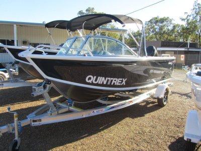 Quintrex 500 Fishabout Pro DF 90 Suzuki
