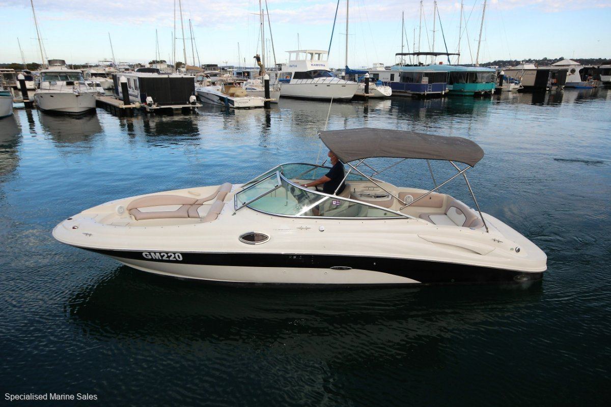 Sea Ray 270 Sundeck ***POWER GALORE, WITH PEN *** $58,500 ***