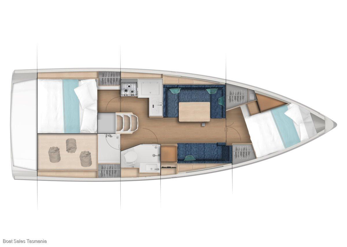 Jeanneau Sun Odyssey 380 (NEW)