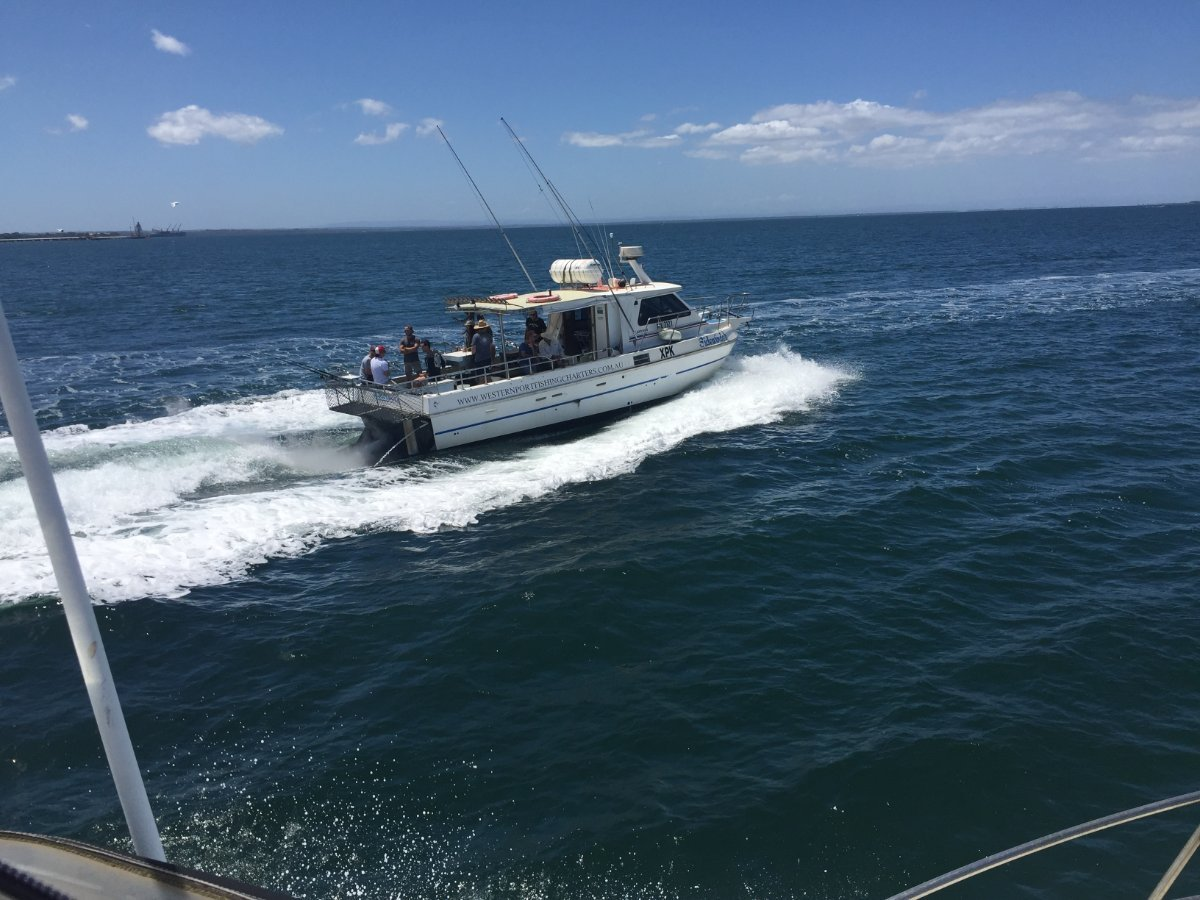 Fishing charter business for sale as the owners are ready to retire.