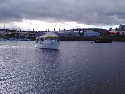 Barretta- wooden renovated ex fishing boat
