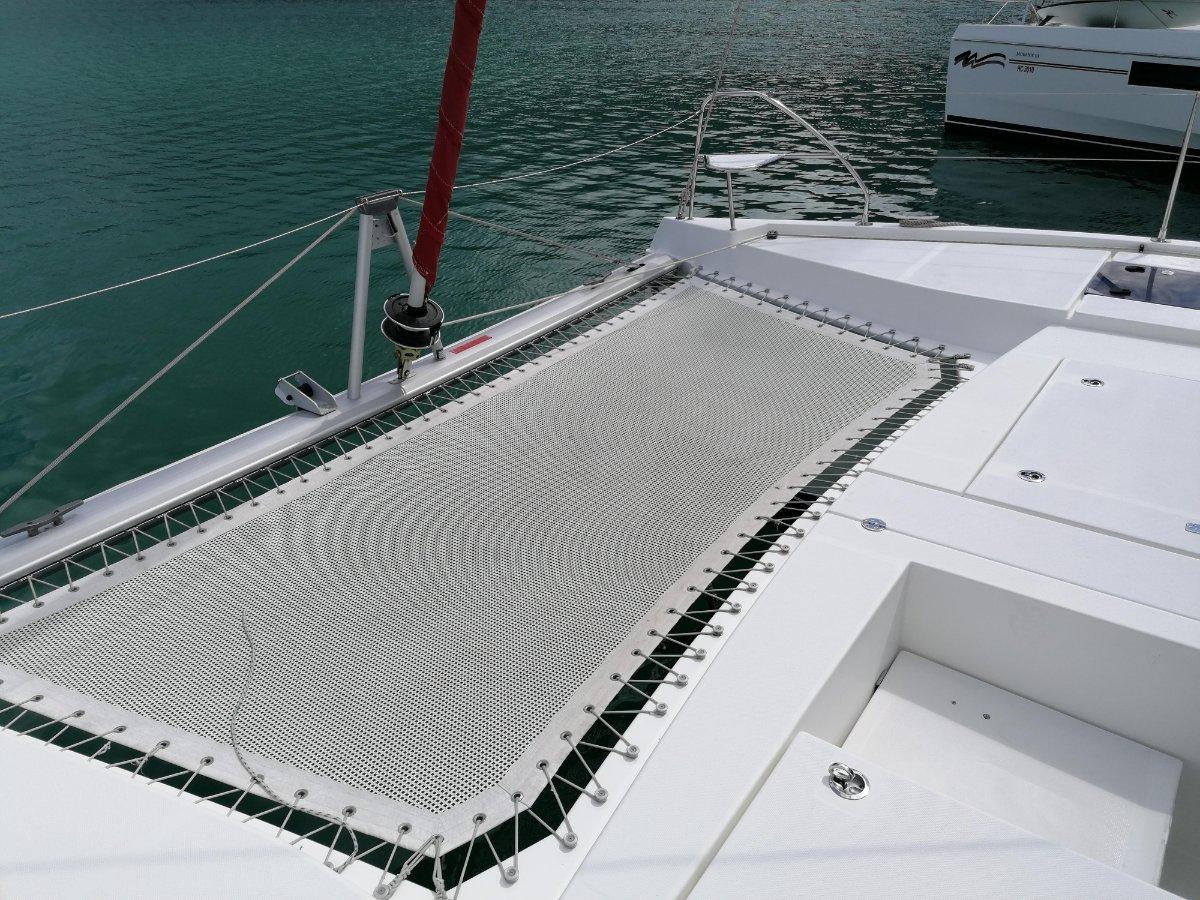 Leopard Catamarans 40