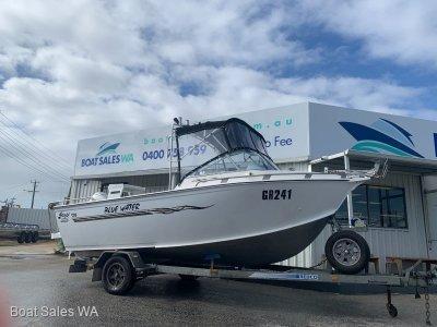 Stessl 520 Bluewater - Australian Built Plate Alloy Available Now