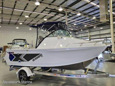 Quintrex 540 Ocean Spirit Pro