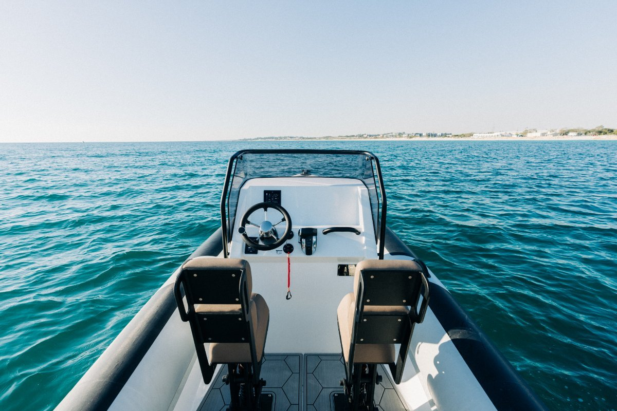 New Roughneck 636 RIB *NEW STOCK FOR SUMMER*