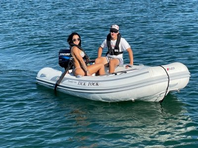 AB Inflatables Navigo 10 VS