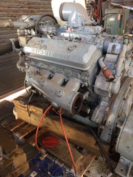 Custom built Trawler