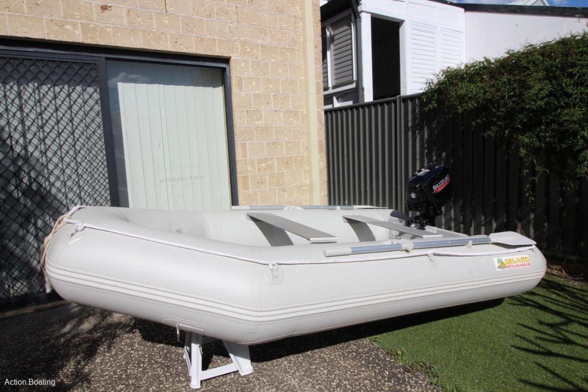 Island Inflatables Island Airdeck 330