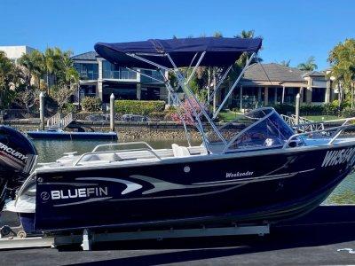 Bluefin 4.50 Weekender