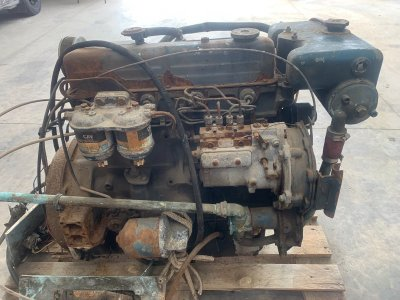 Ford 2712E 80hp Marine Engine Sold Pending Pickup