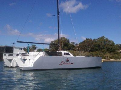 Custom Built Catamaran Day Sailer