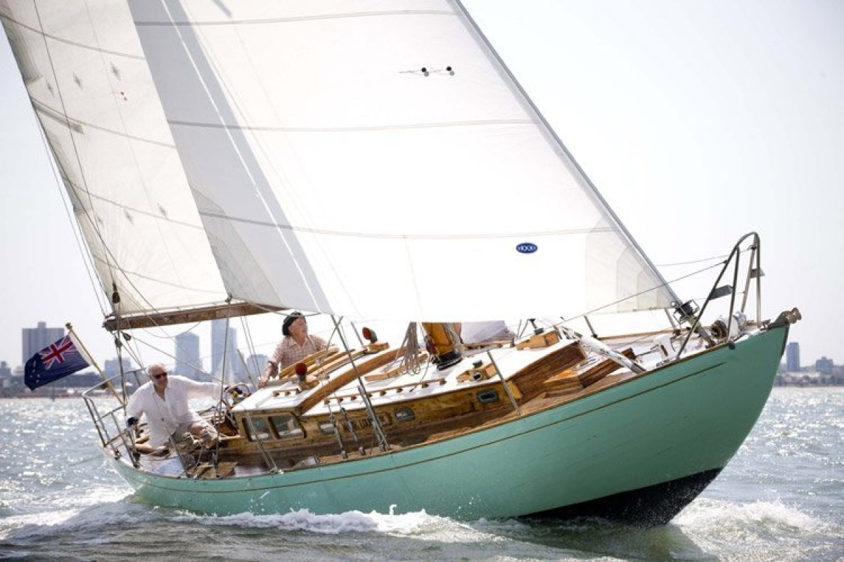 International 8 metre Classic Racer Cruiser Yacht