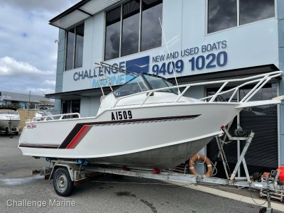 Custom - WESTRIDER PLATE BOAT - ONE OWNER FROM NEW