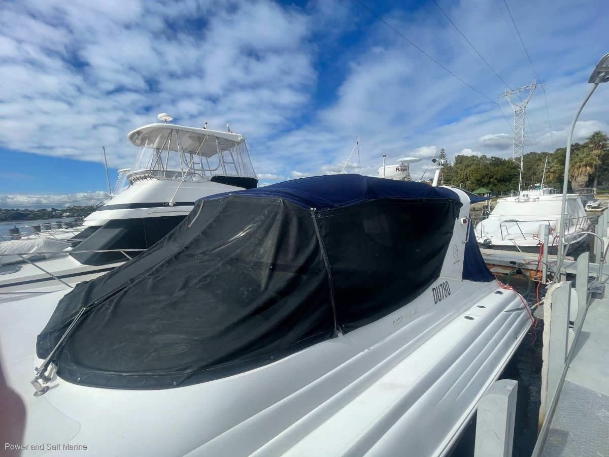 Riviera M370 Sports Cruiser Absolutely Nothing to Spend