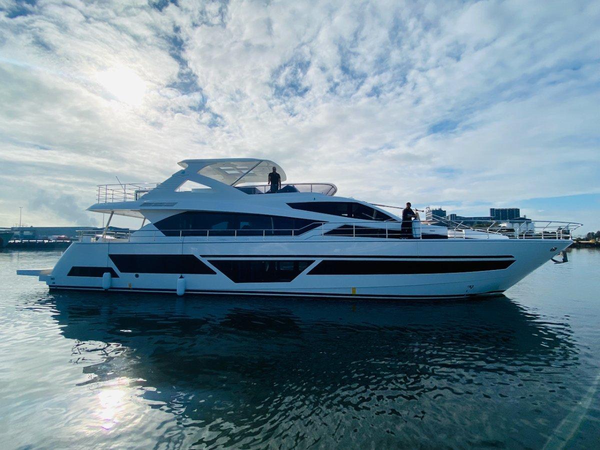 Longreef Yachts 90SX Teaser Listing