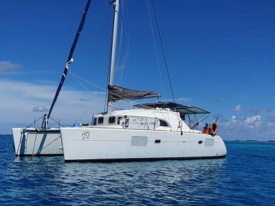Lagoon 380 S2 4 CABINS 2 HEADS - EQUIPPED FOR OFFSHORE CRUISING
