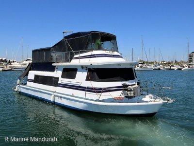 Custom House Boat -
