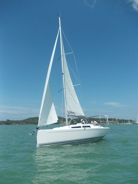 Hanse 315 Great Condition - Loaded with Gear incl Aircon