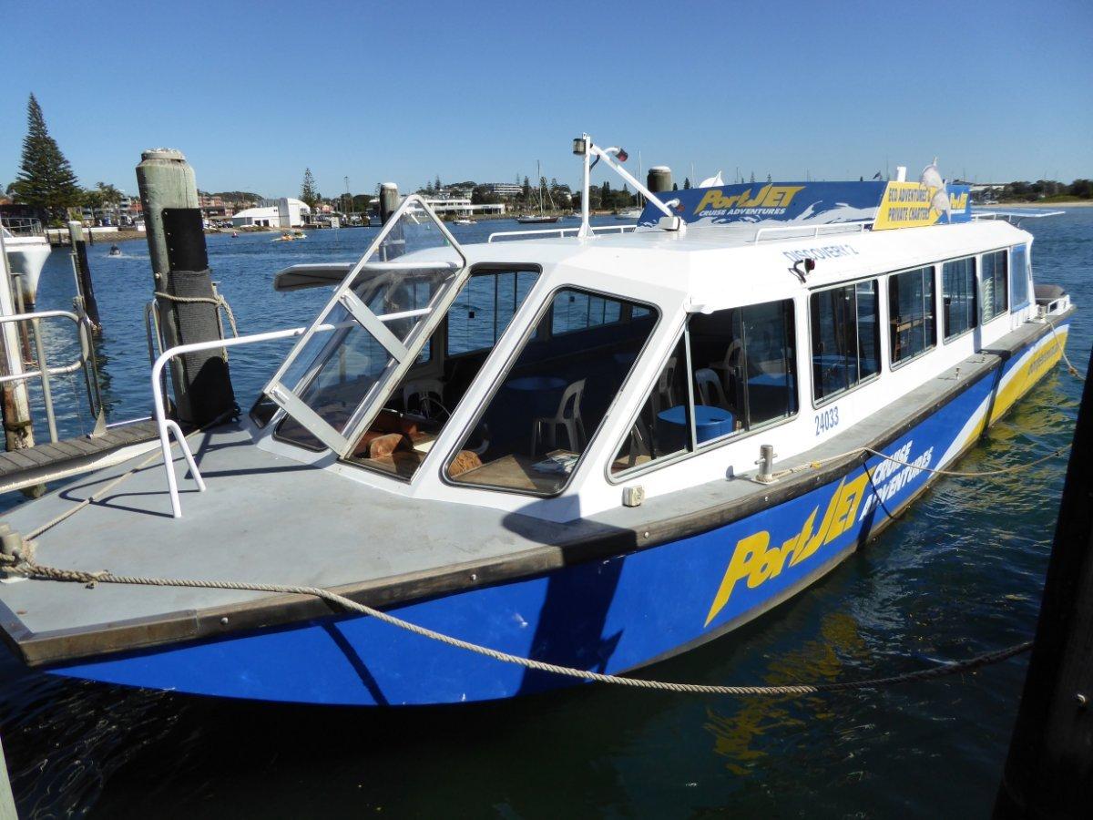Promarine 15M Aluminum Charter Boat