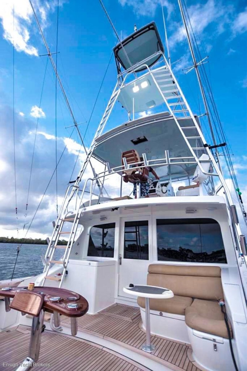 G&S Boats 57 Game Boat