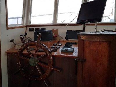 Mclaren Ex-trawler