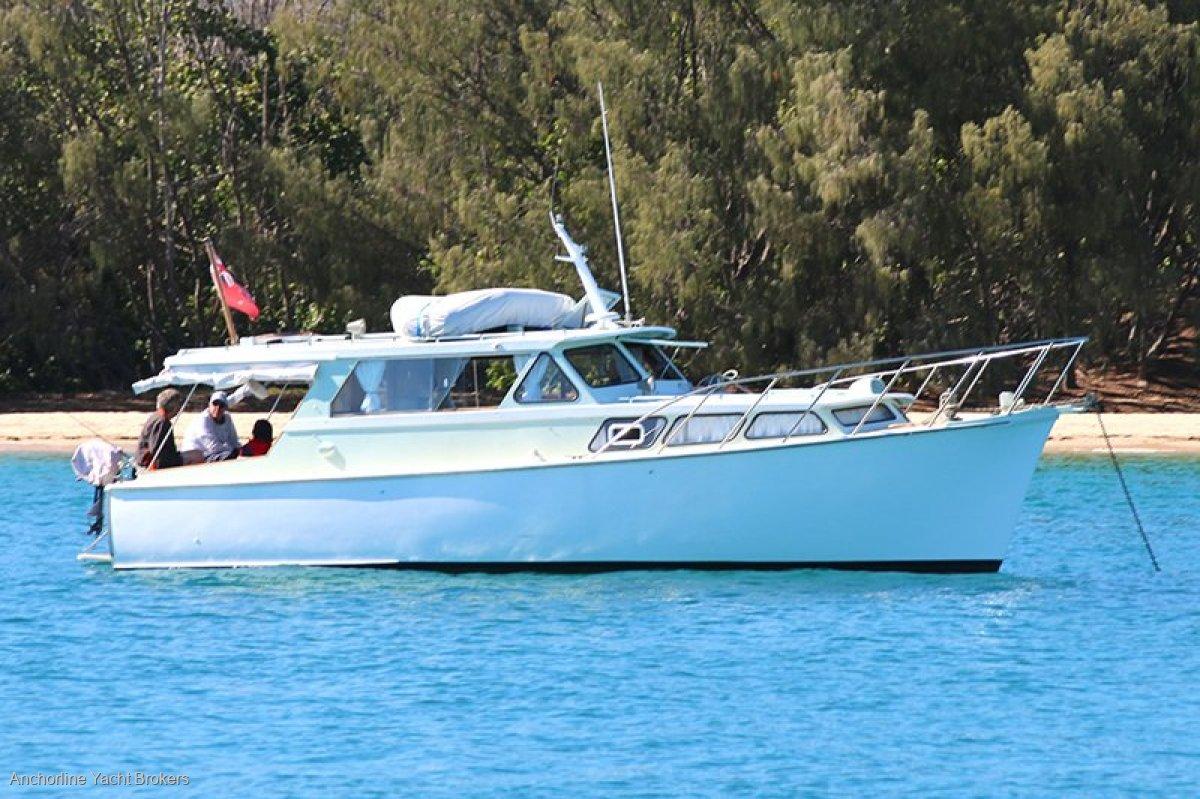 Hugh Morris 33 Sedan Cruiser