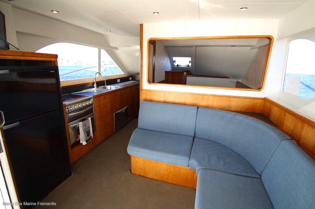 Harriscraft 45 With C12 Caterpillar Diesel