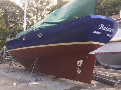 Samson Ketch 55ft World Cruising Yacht Get Ready to Sail Away!