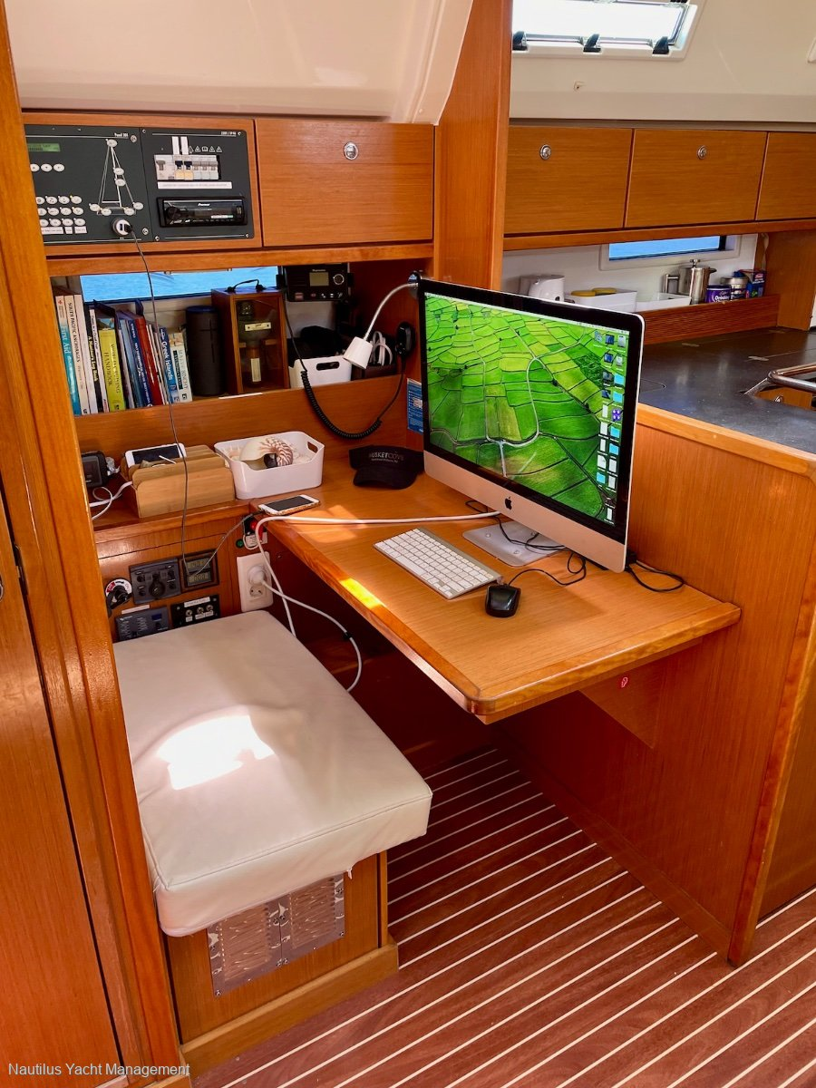 Bavaria Cruiser 50 5 cabins version - Equipped for offshore voyaging