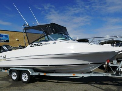 Oryx Orca 7500 All Rounder IN STOCK READY TO GO - 3 MORE ON THEIR WAY