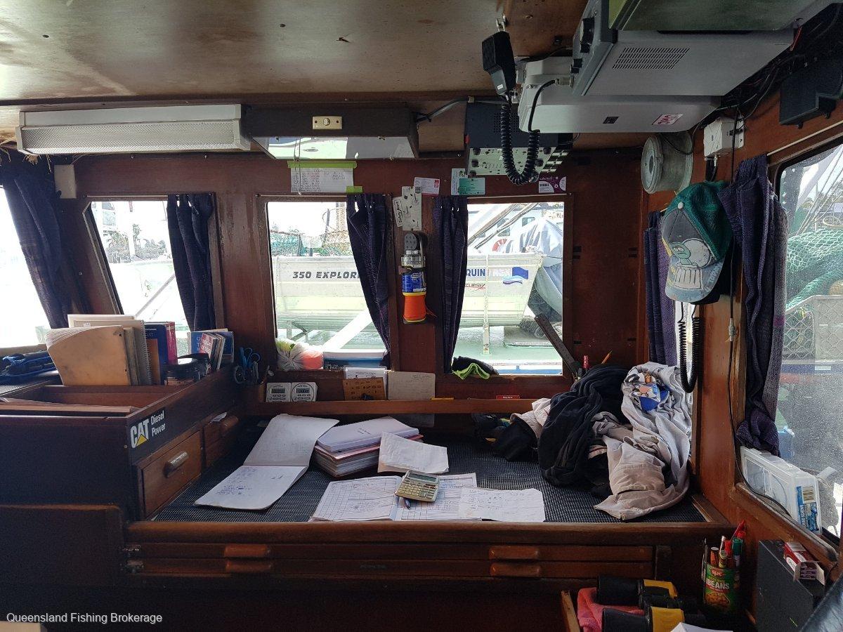 TS464 16.45m East Coast Trawler + Package