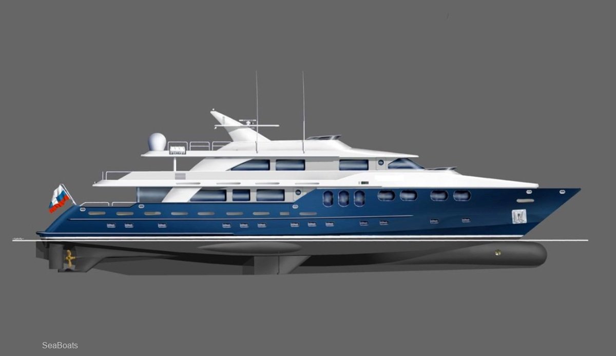 42m Motor Yacht