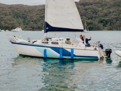 Austral 24 Trailer Sailer 1982
