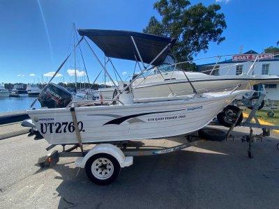 Horizon 415 Easy Fisher Pro
