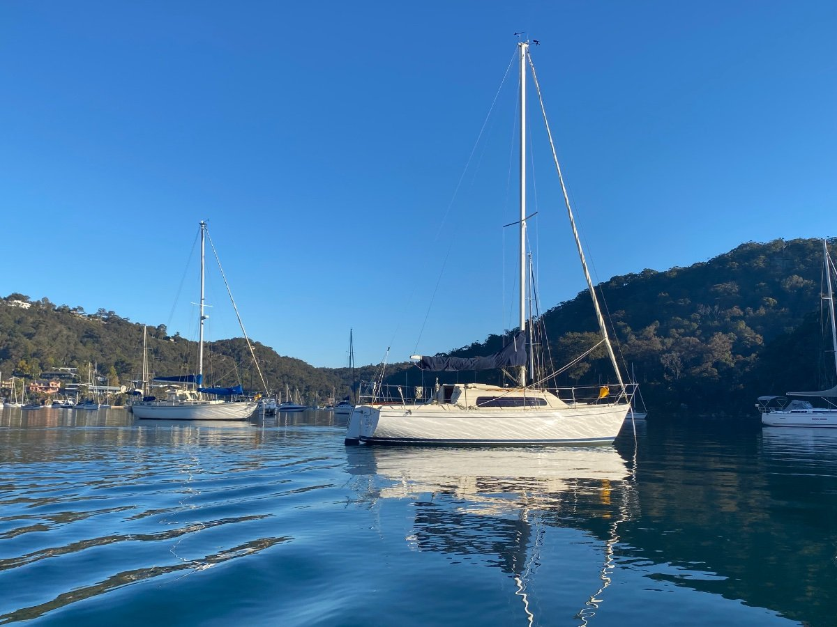 Cavalier 28 Great starter yacht for a small family