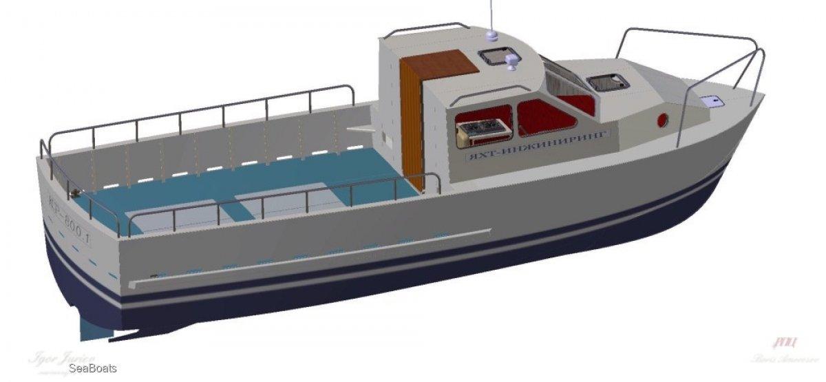 8.05m Workboat (SF 805 WB)