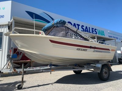 Bermuda 410R Islander - Clean Nimble Runabout Now Available