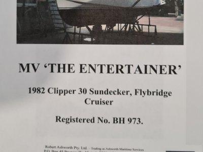 Clipper Sundecker 30- Click for more info...