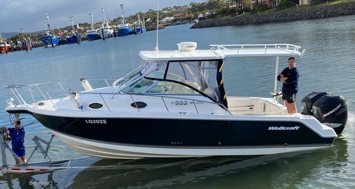 Wellcraft 290 Coastal