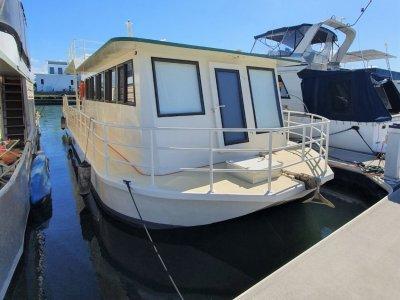 Custom Made House Boat