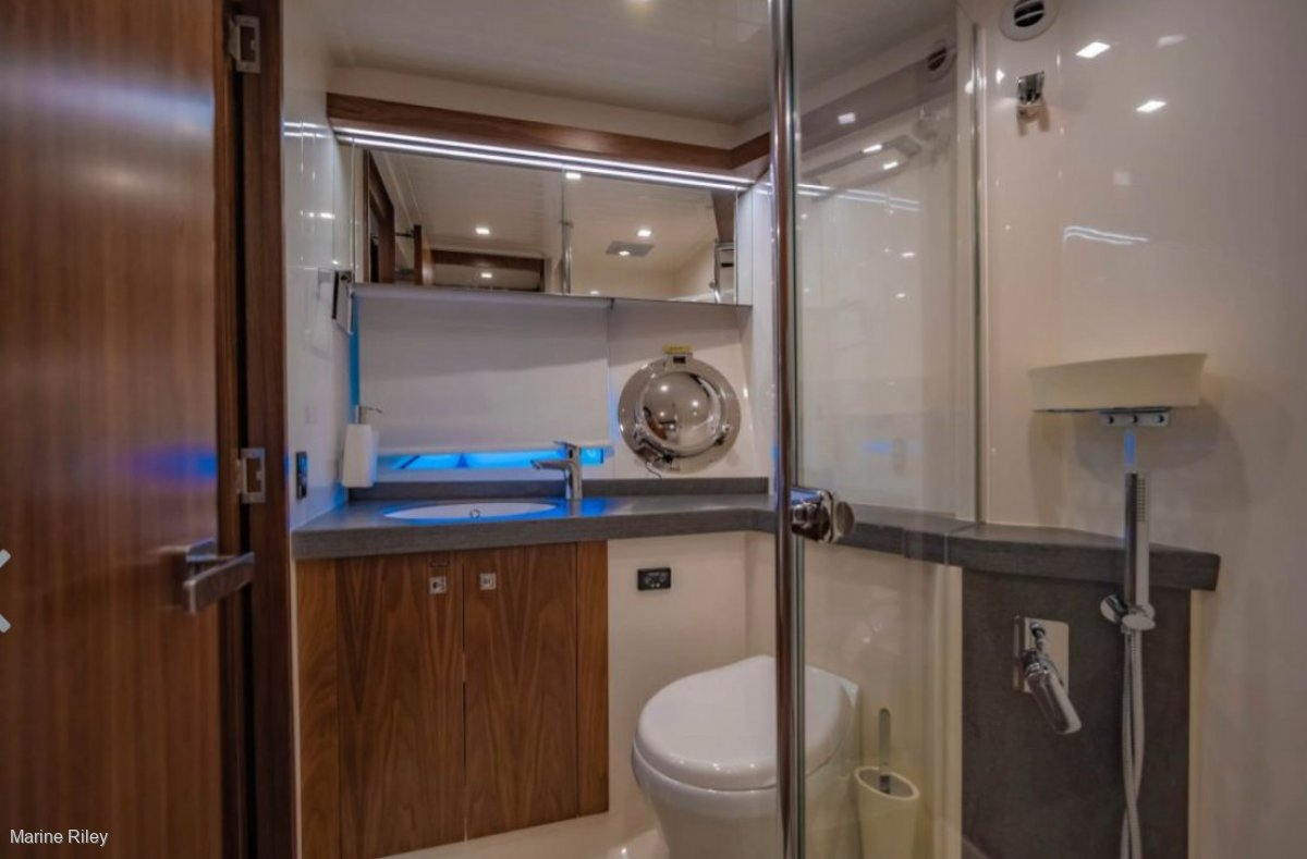 Riviera 68 Sports Motor Yacht As new 2019 model ready for immediate delivery