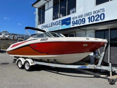 Sea Ray 230 SLX 300HP !