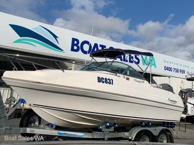 Commodore All Rounder 570 - Everything You'll Ever Need To Enjoy The Waters