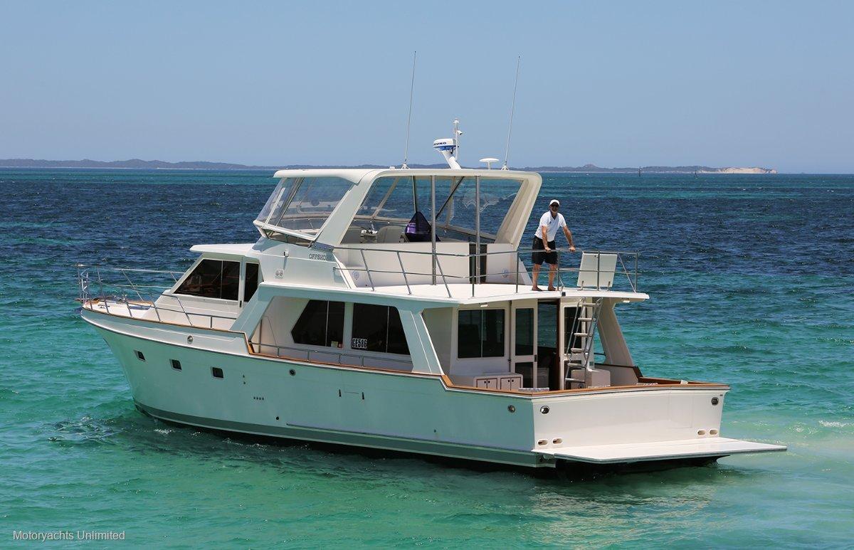 Offshore 55 Pilothouse ** Amazing offshore explorer **:Offshore 55 Pilot House