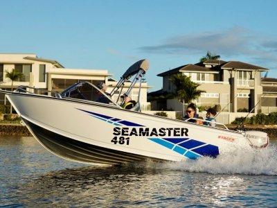 Stacer 481 Seamaster