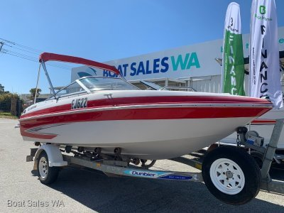 Glastron GT 185 - Clean Bowrider Fresh on the Market