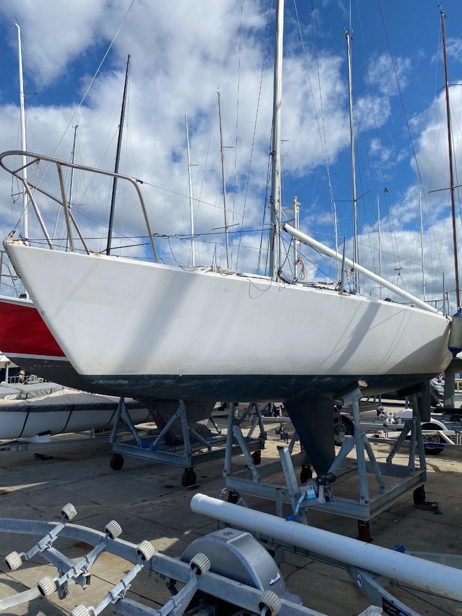 J Boats J/24 AUS 2634